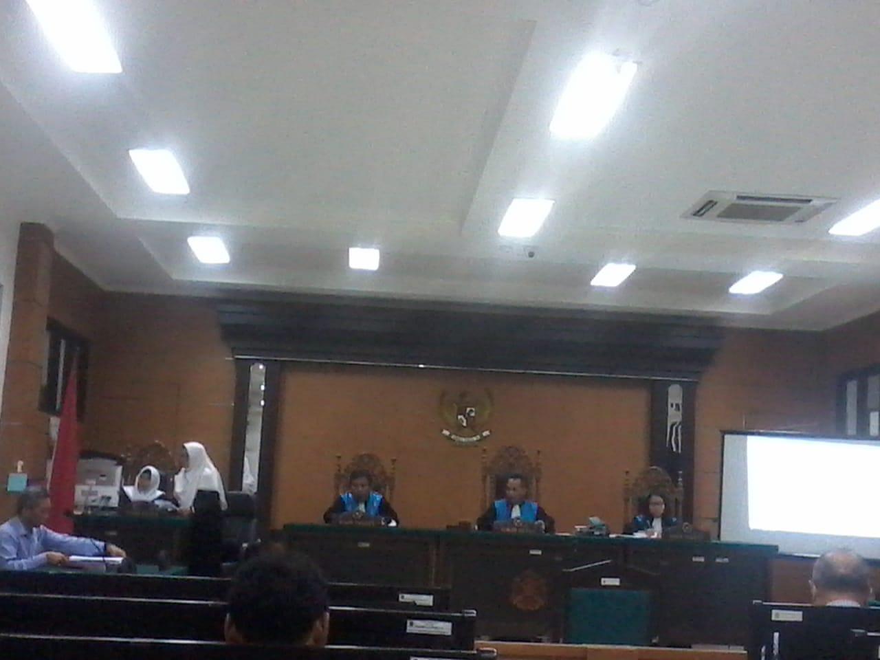 PTUN Banten Putuskan Sidang Sengketa Informasi Publik, Kecamatan Serpong Harus Beri Informasi yang Diminta