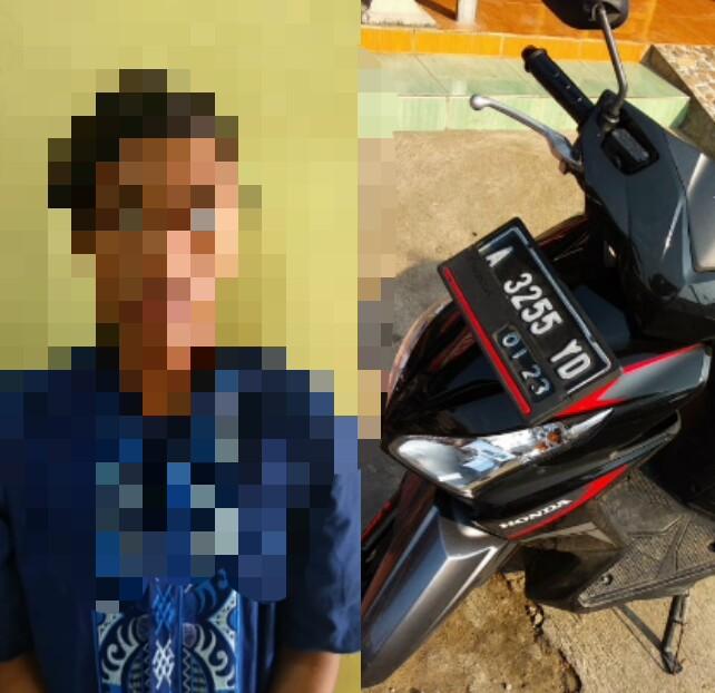 Satreskrim Polresta Tangerang Berhasil Mengamankan Pelaku Curat
