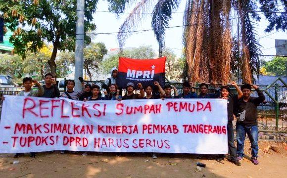 MPRI Sambut HSP, Sorot Kinerja Pemkab dan DPRD Tangerang