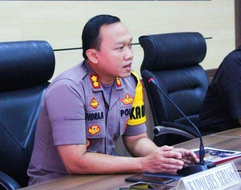 Kasus Penusukan di Serang Masih Dalam Penyelidikan Polres dan Polda Banten