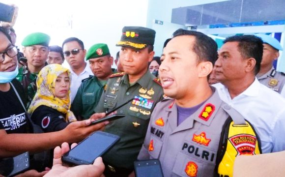 Kapolresta Tangerang: Jangan Ada Calon Kades Yang Tidak Damai