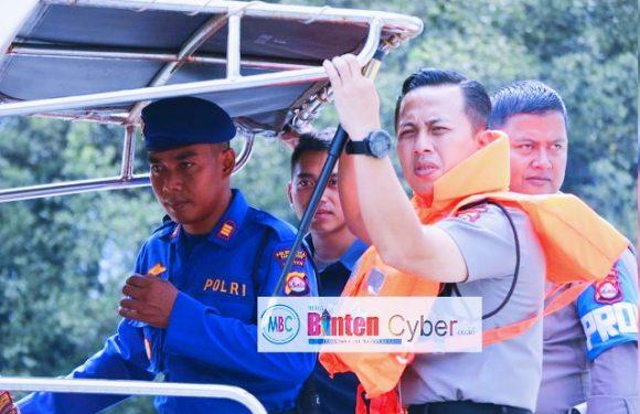 Intensifkan Patroli Wilayah Perairan, Polairud Waspadai Cuaca Ekstrim