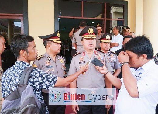 Amankan Natal Dan Tahun Baru, Polda Banten Turunkan 3.000 Personil