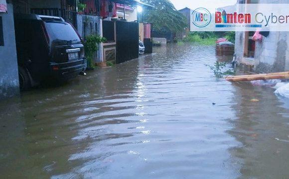 Memalukan, Punya Segudang Tokoh Ternama Tapi Cipondoh Kota Tangerang Tetap Tenggelam Kebanjiran
