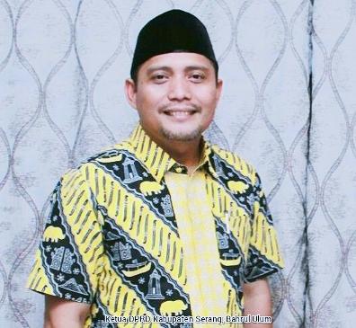 Masalah Aset, Ketua DPRD Kabupaten Serang: Ketua DPRD Kota Serang Jangan Penuh Nafsu dalam Bicara