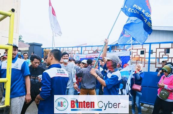 SPSI Kabupaten Tangerang TOLAK Keras RUU Omnibus Law