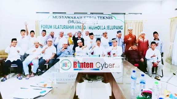 Rakernis I FSMMJ di Cisarua Bogor, Menetapkan Tiga Ketua Presidium Baru Secara Aklamasi