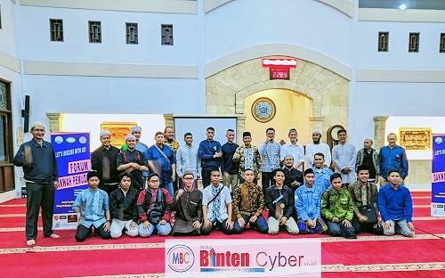 Forum Dewan Kemakmuran Masjid Pondok Aren Bersama DKM Al-Muhajirin VBR Gelar Forum Dakwah Pemuda