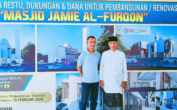 Pengurus DKM Akan Renovasi Total Masjid Al Furqon Serua Indah