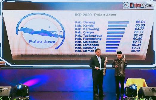 Indeks Kerawanan Pemilu 2020, Kabupaten Serang Urutan Tertinggi di Pulau Jawa