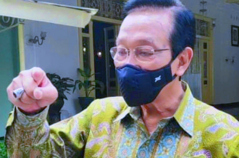 Sultan Jogja Sri Sultan Hamengkubuwono X, Dukung Buruh dan Mahasiswa Demonstrasi TOLAK Omnibus Law