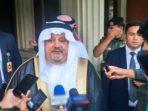 Dubes Arab Saudi BONGKAR Kebohongan Pejabat RI Soal Habib Rizieq Shihab