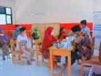 Rumah Yatim Lebak Gelar Pemeriksaan Kesehatan dan Pengobatan Gratis di Kampung Cigaber