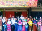 Rayakan Miladnya yang ke-52, H Anwar Owner Resto KANGEN SAMBEL Pamulang Ajak Anak Yatim-piatu dan Dhuafa Annaba