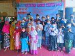 Refleksi Catatan Akhir Tahun, FORWAT Santuni Puluhan Anak Yatim Piatu
