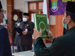 Bupati Tangerang Lantik dan Kukuhkan Pejabat di Lingkungan Setda