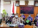 Hadapi PSBB Jawa Bali, Bupati Tangerang Gelar Rakor COVID-19