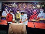 Lukman Nurhakim Dilantik Menjadi Ketua BPC HIPMI Kabupaten Tangerang