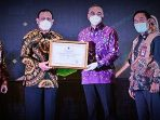 Pemkab Tangerang Raih Penghargaan Meritokrasi Predikat Baik dari KASN