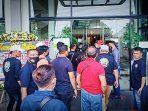 Ricuh, Pelantikan Pengurus Ikatan Keluarga Minang Kota Tangerang