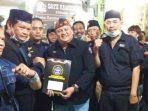 Abah Hamim Gozali Kukuhkan Kepengurusan Baru PAC BPPKB Kecamatan Pamulang