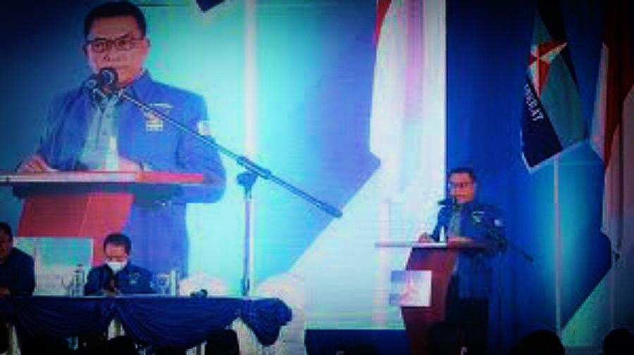 Permainan Politik KASAR Moeldoko Dalam Mengkudeta Partai Demokrat !
