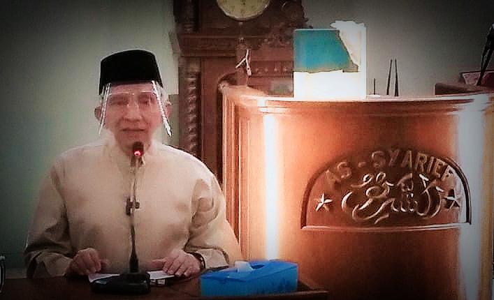 Mantan Ketum PP Muhammadiyah Prof Dr Amien Rais Menyatakan Saat Ini Penguasa Sudah Ugal-ugalan !