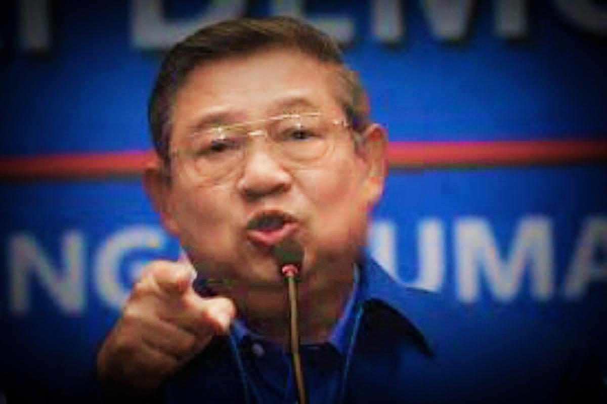 """Partai Demokrat Dan SBY Harus Melancarkan """"Perang Terbuka"""" Melawan Kudeta Moeldoko !"""