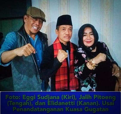 Akankah Eggi Sudjana Makzulkan Jokowi?
