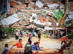 Bantuan Rp1,5 Miliar Diserahkan untuk Korban Banjir Kalimantan