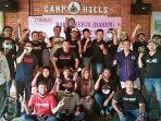 Forwat Gelar Raker ke-7 di Camp Hills Pamijahan Bogor