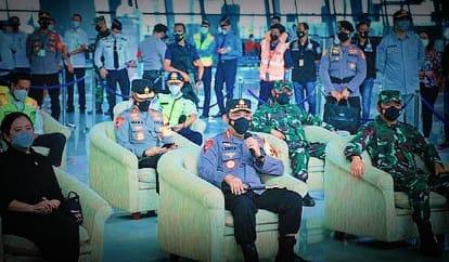 Di Bandara, Kapolri Minta Perketat Pengawasan WNA Masuk Indonesia
