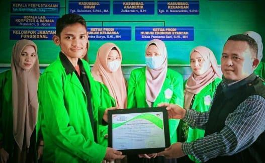 Mahasiswa STIS Al Aziziyah Sabang Galang Donasi untuk Palestina