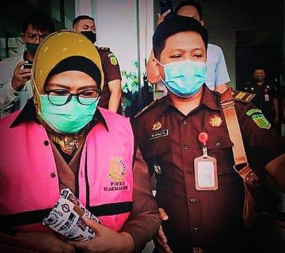 Korupsi Dana Hibah, Rita Juwita Ketua KONI Tangsel Diciduk Kejari