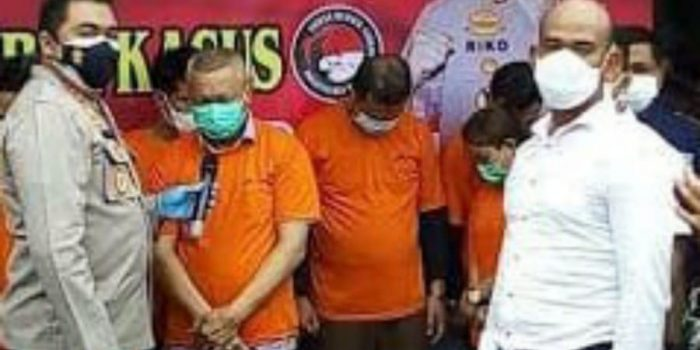 Yafeti Nazara, Sekda Nias Utara Ditangkap saat Pesta Narkoba