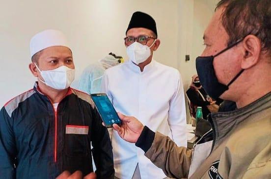 DPC Gerindra Potong Hewan Kurban untuk Anggota dan Kaum Dhuafa