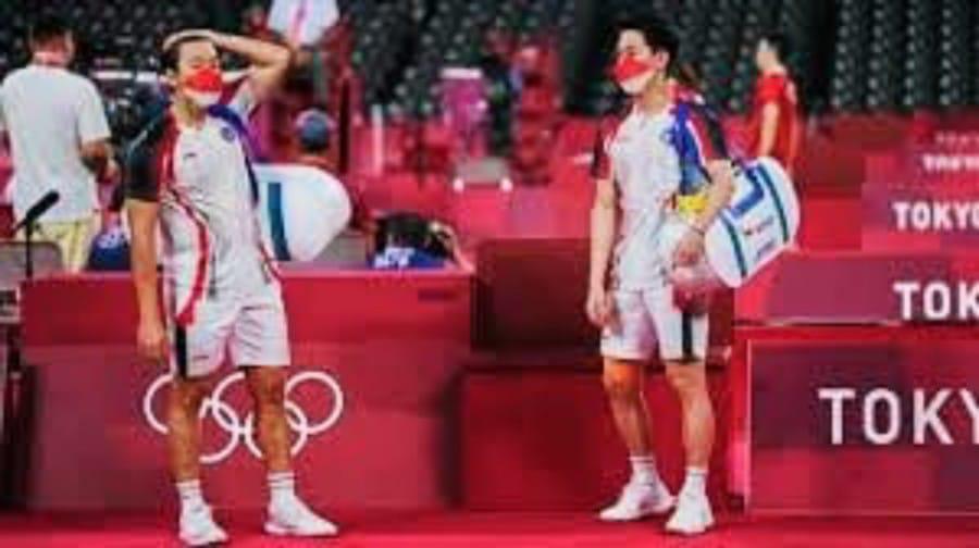 Marcus Kevin Gagal Raih Medali Emas di Olimpiade Tokyo