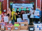 Deloitte Kolaborasi dengan Benih Baik Tingkat Akses Pendidikan