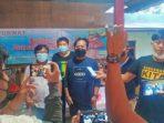 Forwat Tangerang Bagikan Paket Sembako Kepada Anggota