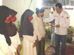 Syukuran 3 Tahun IHB Kota Tangerang Bersama Anak Yatim