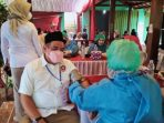 DPC Partai Gerindra Kota Tangerang Gelar Vaksinasi Massal