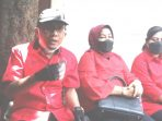 DPC PDI Perjuangan Kota Tangerang Gelar Vaksinasi Massal di Cipondoh
