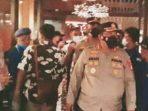 Aparat Bubarkan Acara HUT Partai Demokrat Kubu Moeldoko
