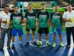 Final Bulutangkis Kharisma Cup 2021 RW 07 Jelupang