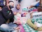 Forum DKM Tangsel Berikan Bantuan Sosial Kepada Kang Tito WR Annaba