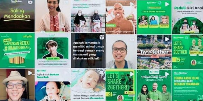 Dua Tahun BenihBaik, Publik dan Korporasi Terlibat dalam 2.072 Kampanye